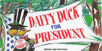Daffy Duck for President