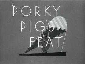 Porkypigsfeat