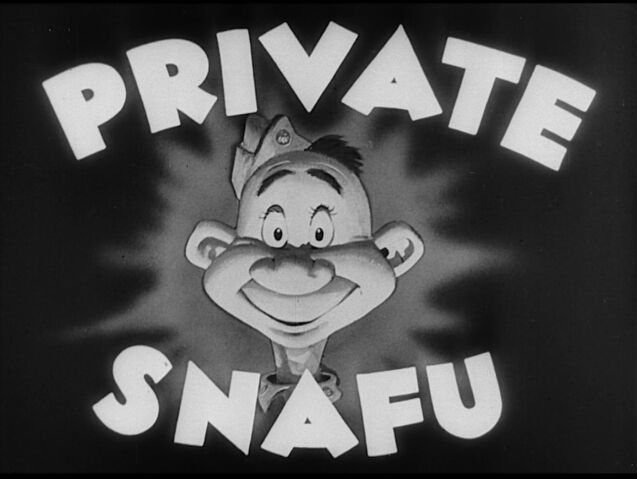 File:Private SNAFU.JPG