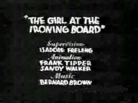 Girlatironingboard