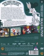 Bugs Bunny - Wasically Wabbit Back Cover