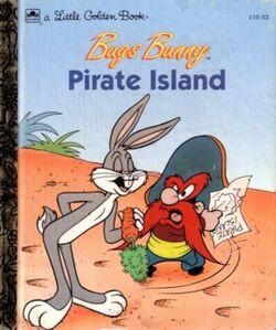 Bugs bunny pirate island