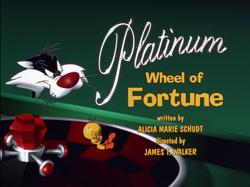 Platinum Wheel of Fortune