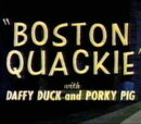 Boston Quackie