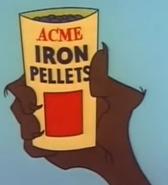 Iron Pellets V2