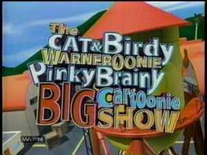 The Big Cartoonie Show