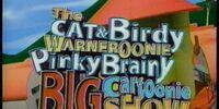 The Cat&Birdy Warnernoonie PinkyBrainy Big Cartoonie Show