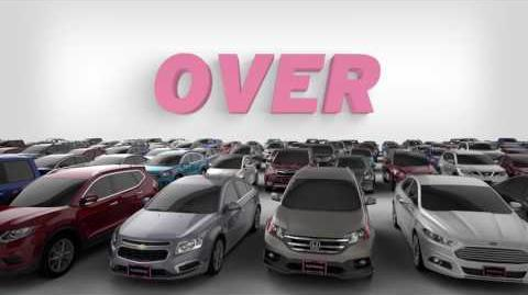 "AutoNation ""'O' Christmas Tree – Year End Event"" TV Commercial"