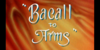 Bacall to Arms