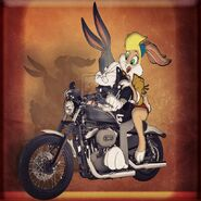 Bugs bunny and lola bunny by zapad forever-d5x208p