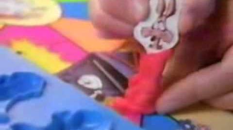Looney Tunes Smush 'Em Ad (1994)