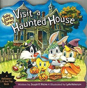Lt blt visit a haunted house