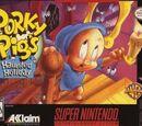 Porky Pig's Haunted Holiday