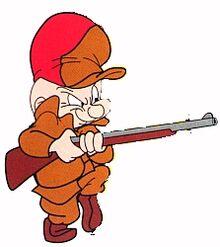 Elmer fudd a wild hare1