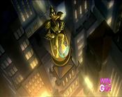 Zod statue