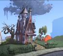 Witch Lezah's House