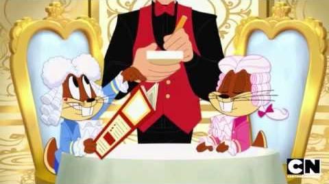 The Looney Tunes Show - The Looney Tunes Show Merrie Melodies Drifting Apart