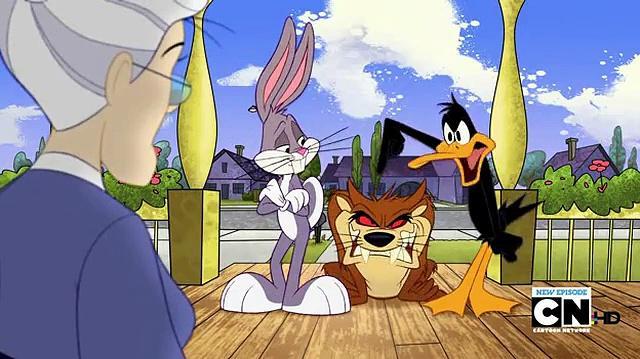 Watch The Looney Tunes Show Season 1 Episode 8