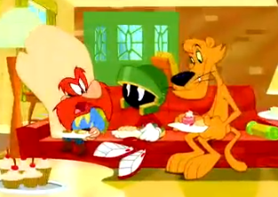 File:Pete, Marvin, and Yosemite Sam.PNG