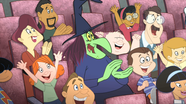 File:Witch Lezah and the Audience Applauding.png
