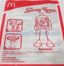 Sylvester toy