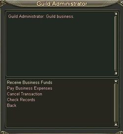 Guild business