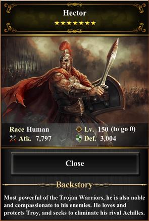 Card - Hector-max