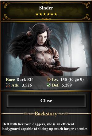 Card - Sinder-max
