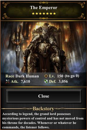 Card - The Emperor-max