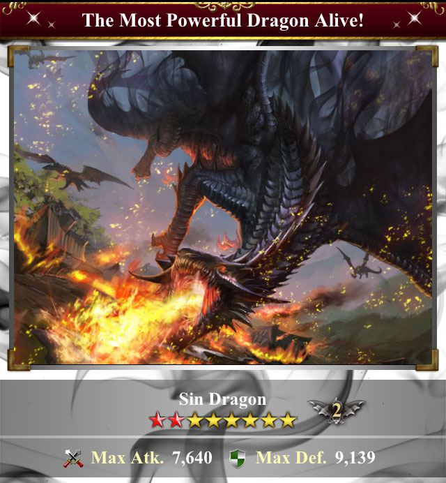 Lord Of The Dragons Wiki: Sin Dragon (Evolution II)