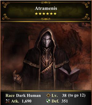 Card - Atramenis