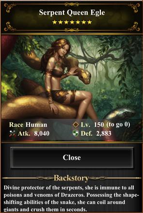 Serpent Queen Egle-max