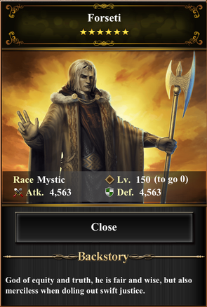 Card - Forseti-max