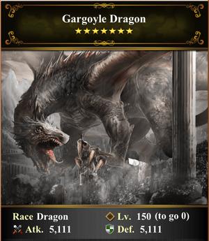 Card - Gargoyle Dragon