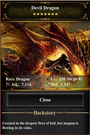 Devil Dragon