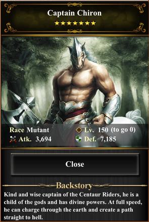 Card - Captain Chiron-max