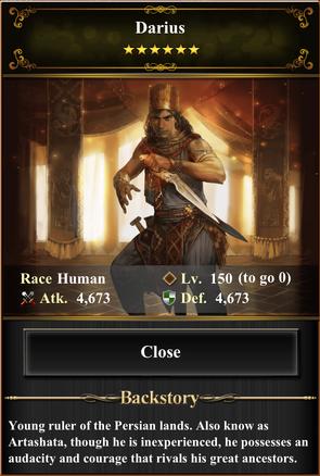 Card - Darius-max
