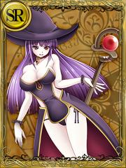Necromancer Sylvia