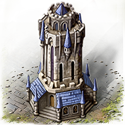 Mage tower repaint