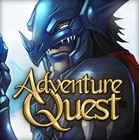 AdventureQuest gameSprite