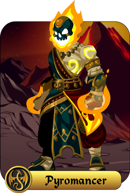 Pyromancer AQW