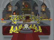 Guardian Tower War room