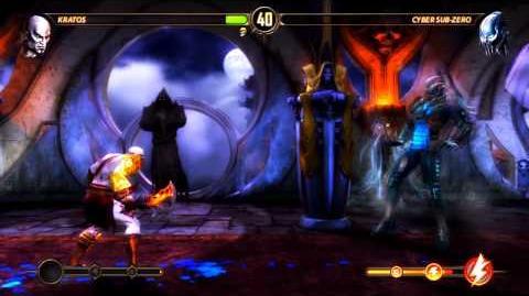 NM HiPNo™ Kratos Vs. Cyber Sub-Zero.