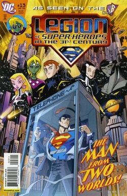300px-Legion of Super-Heroes in the 31st Century Vol 1 13