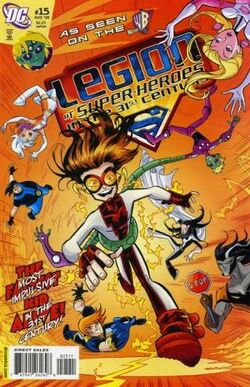 300px-Legion of Super-Heroes in the 31st Century Vol 1 15