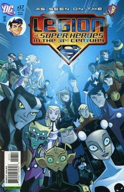 300px-Legion of Super-Heroes in the 31st Century Vol 1 17