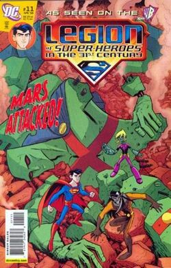 300px-Legion of Super-Heroes in the 31st Century Vol 1 11