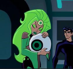 Adorable Emerald Empress
