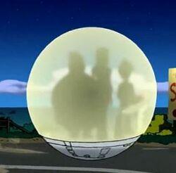 Time Bubble