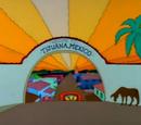 Referencias a México en Los Simpson